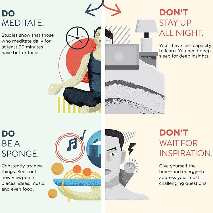 Image result for tips for innovation infographic