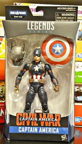 Marvel Legends - Giant Man wave 2016 | by rebelwithcauses