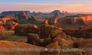 Hunts Mesa - Monument Valley | by ~ Floydian ~ 