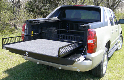 Atc Bed System Avalanche Standard Features Rugged