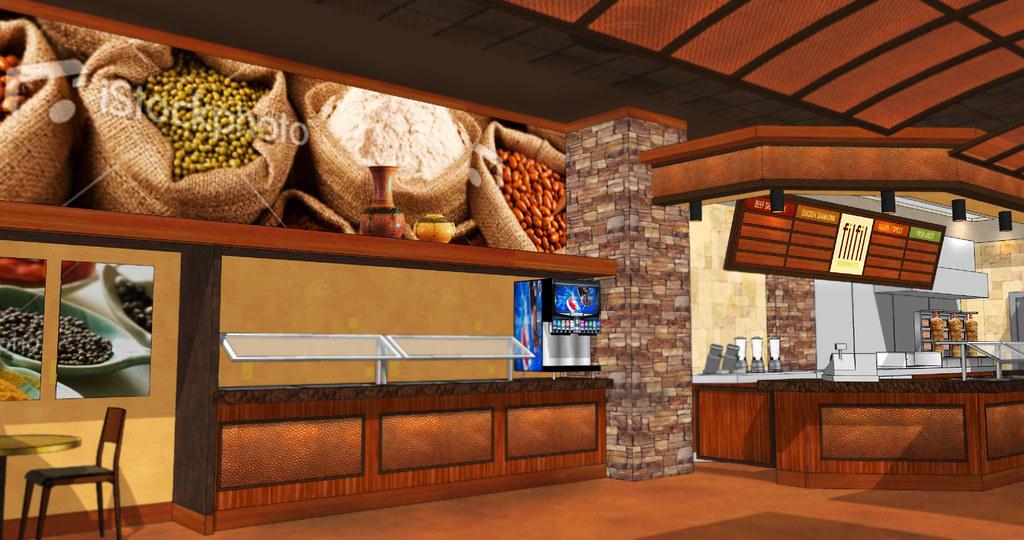 interior restaurant rendering   restaurant decor design   …   flickr