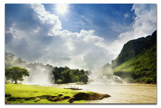 Ban Gioc Waterfall | by anhdxt