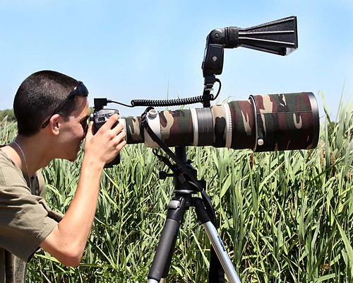 Me & My Canon 500mm | by Tommasino1994