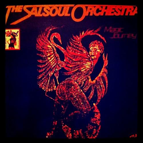 Salsoul Orchestra Magic Bird Of Fire Getaway