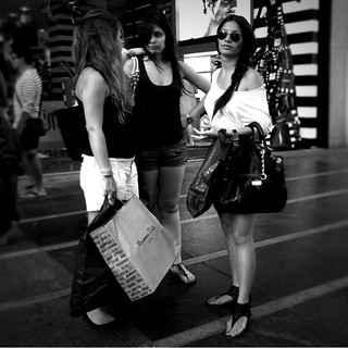 Shopping friends | by MarcoLaCivita