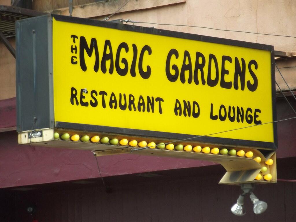 The Magic Gardens 217 Northwest 4th Avenue Portland Or 97