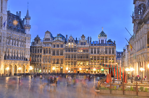Brussels - Grand Place | by Natasha Loresch