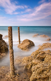 'Poles Apart, Take 2' - White Beach, Anglesey | by Kristofer Williams