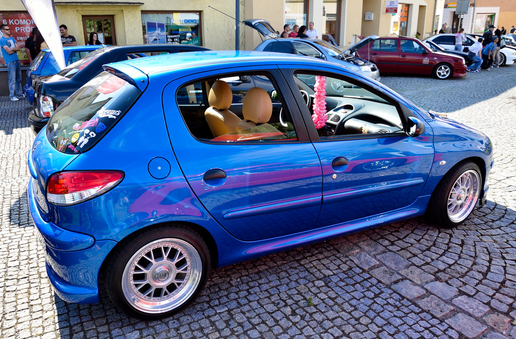 Image Gallery peugeot 206 tuning