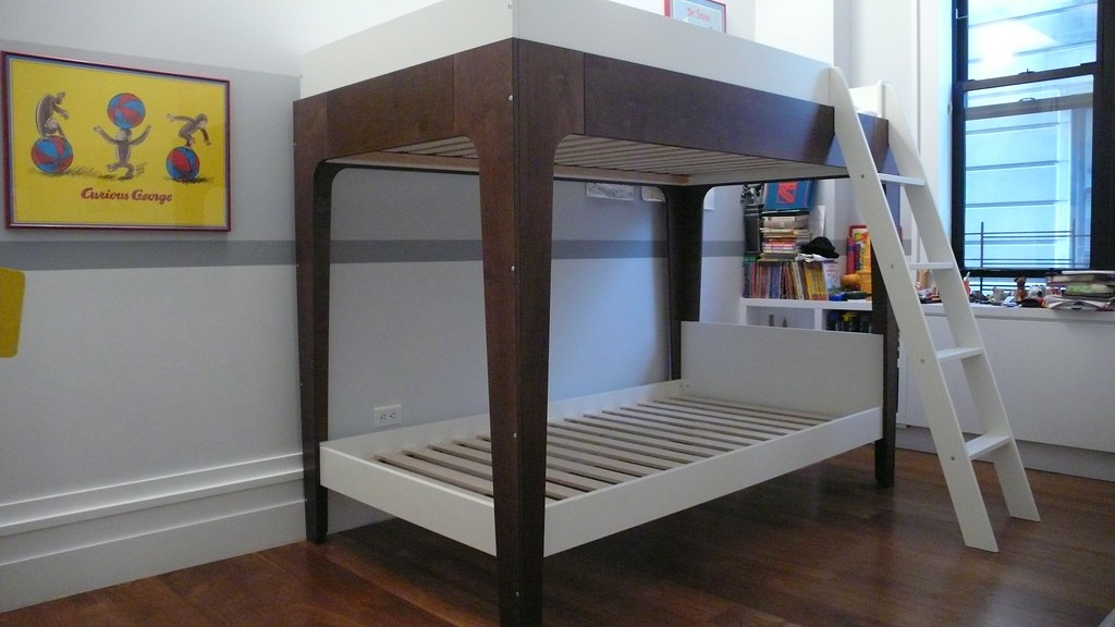 oeuf perch bunk bed | shaun manus | flickr