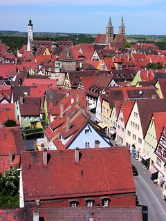 Rothenburg ob der Tauber -   7 | by roba66