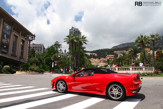 Ferrari F430 Spider | by Raphaël Belly Photography