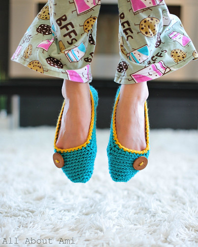 Crochet Slippers | by all_about_ami