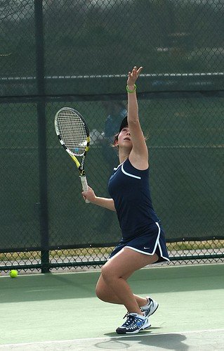 Girls Varsity Tennis vs. Hotchkiss | by Greens Farms Academy