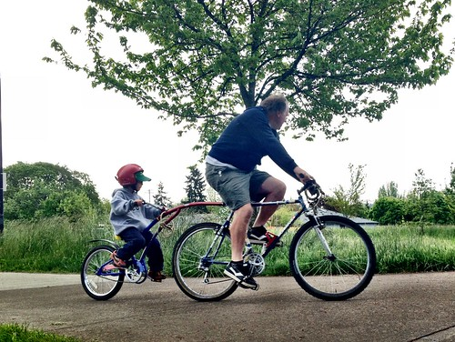 Trail-a-bike To ATA/Family School | by shanerh