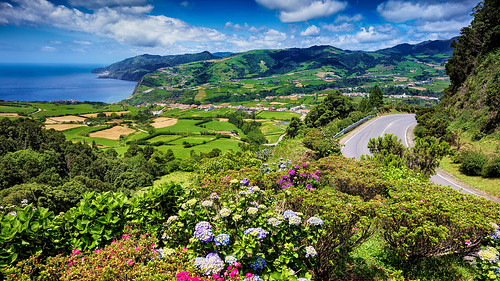 View on Povoação, São Miguel, Azores, Portugal [Explored 2012-06-15] | by Michael Mehl