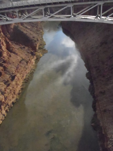 Colorado River under Navajo Bridge | by GeoGal0928