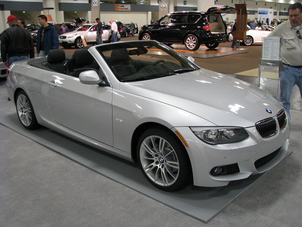 Sweet Looking In Silver The BMW I Convertible Flickr - 2011 bmw 328i convertible