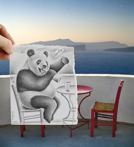 Pencil Vs Camera - 41 | by Ben Heine