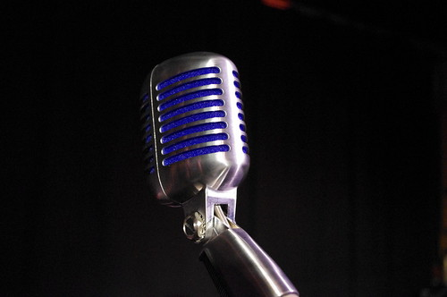 Microphone | by liftarn