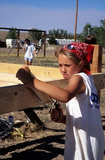 VISIONS Service Adventures, Montana, middle school travel program, summer volunteer | by Visions Service Adventures