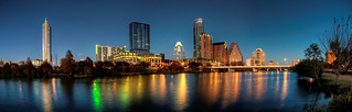 Austin Skyline at Dusk | by jrandallc