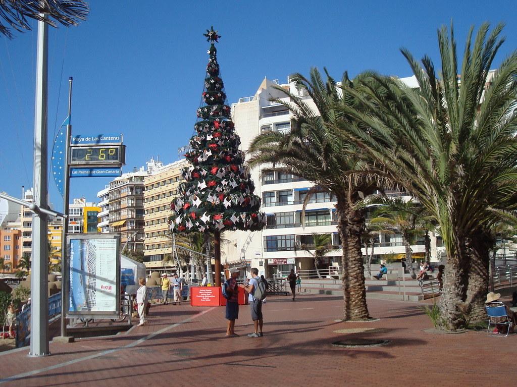 Weihnachten, Neujahr, Drei Könige und Karneval im winter auf Gran Canaria