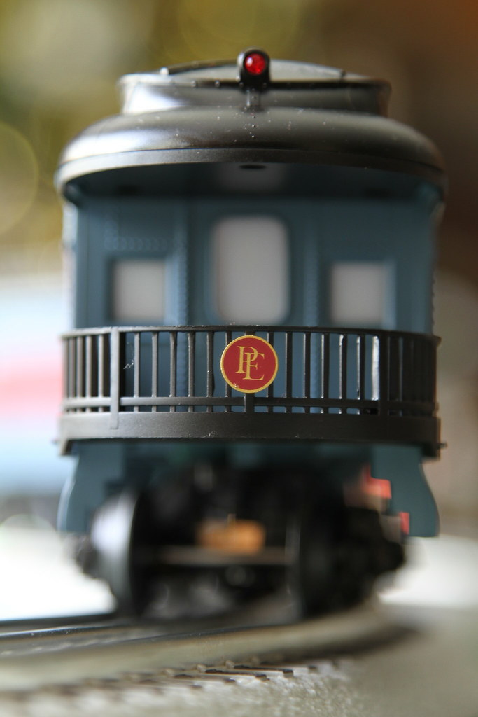 Lionel Polar Express Observation Car Jim The Photographer Flickr