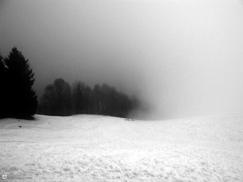 Fog and snow - IMG_0338 | by Marco Lamberto