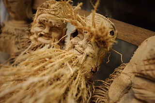 Awesome Bamboo Root Carving Figurines | by goingslowly