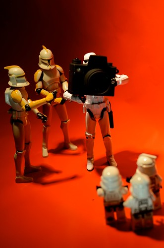 The Stormtrooper is taking todays picture | by Kalexanderson