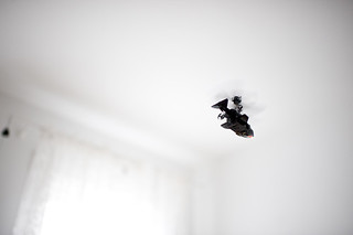helicopter in the house | by Celine Kim