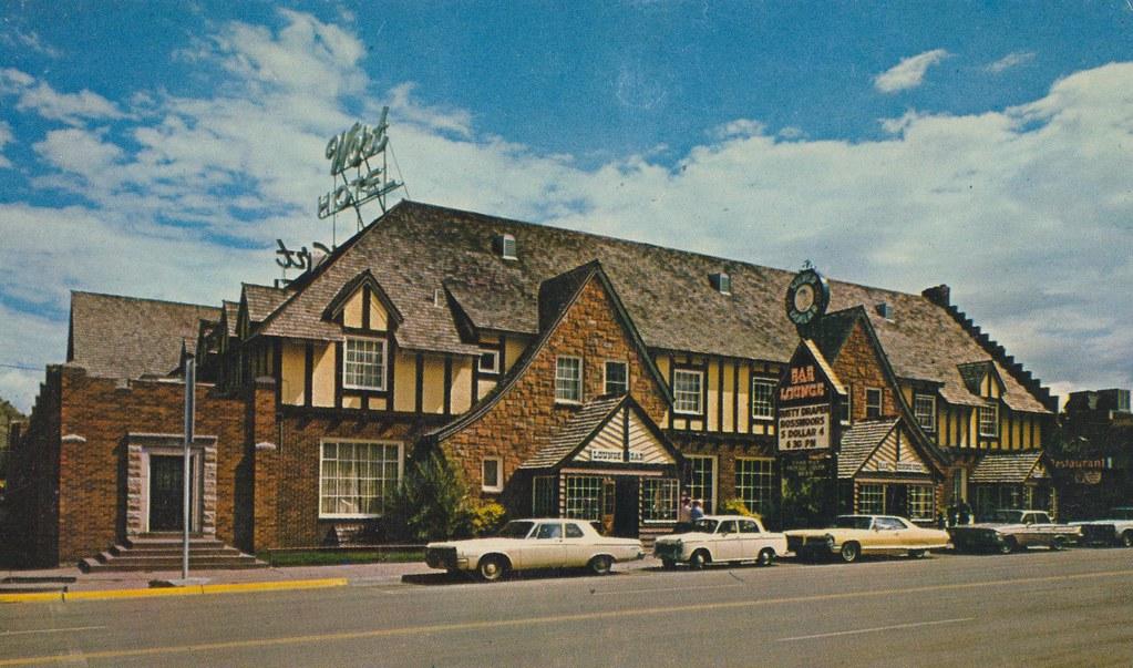 New Wort Motor Hotel - Jackson, Wyoming