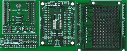 New Protoboards for 2011! | by Solarbotics