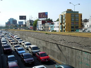 Famous Mexico City traffic | by rutlo