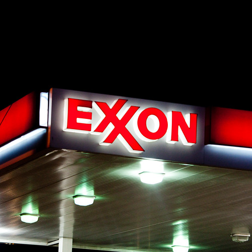 Exxon | by Thomas Hawk