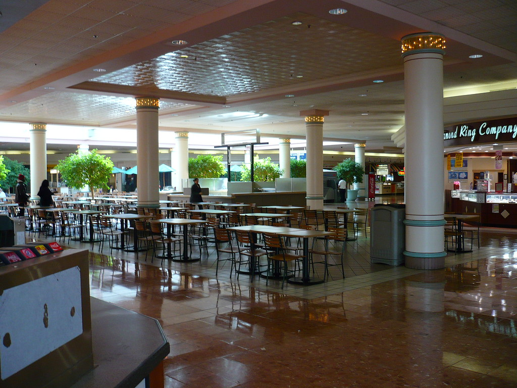North Dekalb Mall Food Court Jonathan Barber Flickr