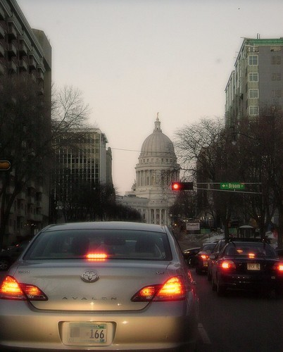 Capital of Wisconsin, Madison | by Sarah Lawver (follow me on Instagram!)