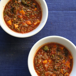 Chunky Lentil Soup | by whitneyinchicago