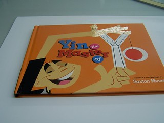 """Yin the Master of Yo"" books are HERE! 