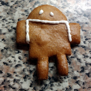 Android Gingerbread | by Pitel