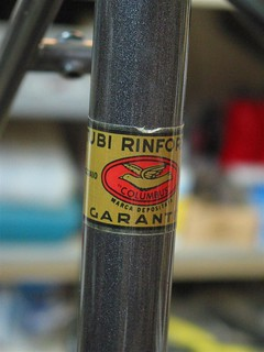 Ritchey road frame #3 | by Black Mountain Cycles