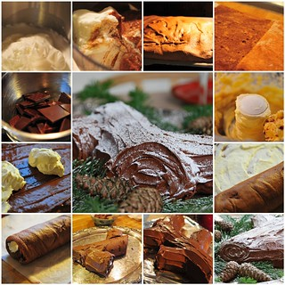 350:365 bûche de nöel or how to look good this christmas | by julochka