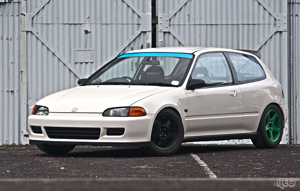 Honda Civic Eg6 Honda Civic Eg6 Neo Flickr