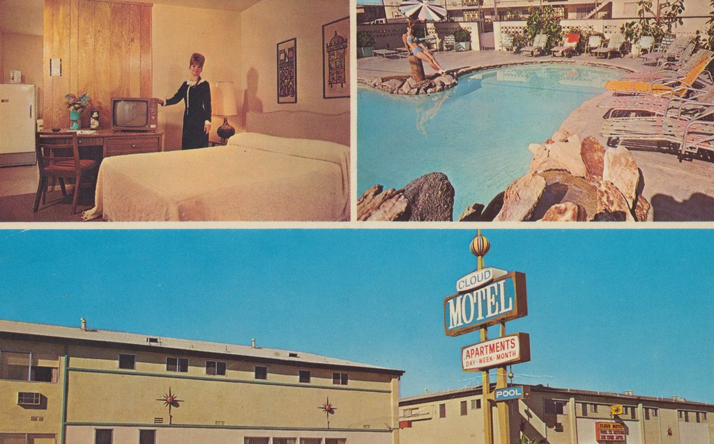 Cloud Motel - Lakewood, California