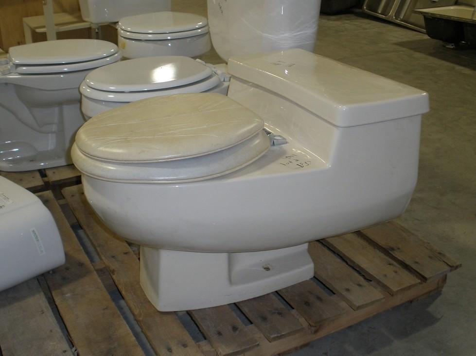 American Standard MCM Vintage Toilet 1