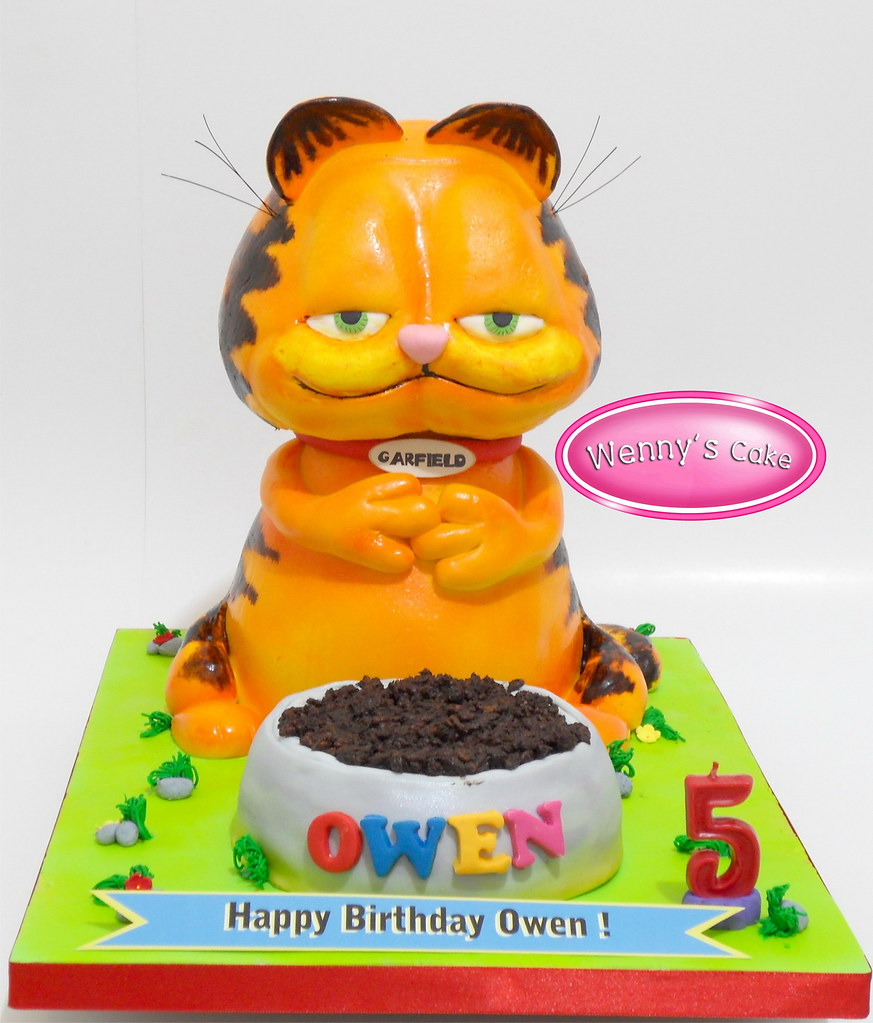 kue tart 3 dimensi birthday cakes 3D 1 hm makan kaga Flickr