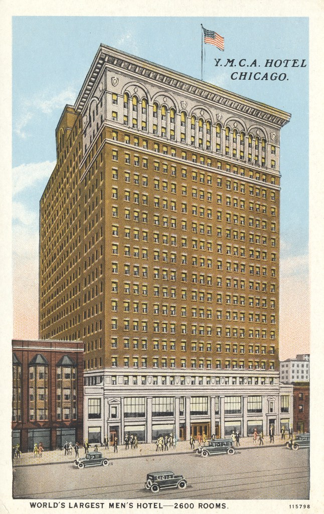 YMCA Hotel - Chicago, Illinois