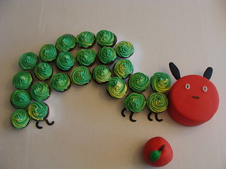 caterpillar cake | by cakesbysina