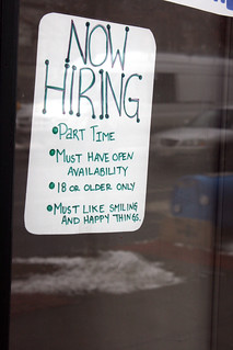 Job requirement | by quinn.anya